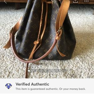 Flash sell Louis Vuitton noe mm